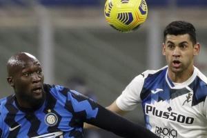 Серия А: «Аталанта» проиграла «Интеру», Малиновский сыграл тайм