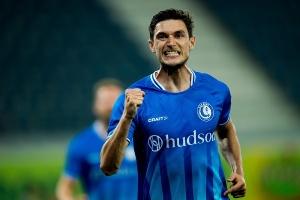 Гол Яремчука принес «Генту» победу в матче с «Остенде»