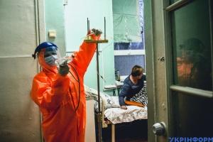 Na Ukrainie zarejestrowano 6038 nowych przypadków COVID-19