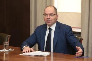 Stepánov: Ucrania pasa el punto álgido de la tercera ola del coronavirus