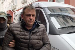 Адвокат каже, що експертиза не виявила на вибухівці відбитків Єсипенка