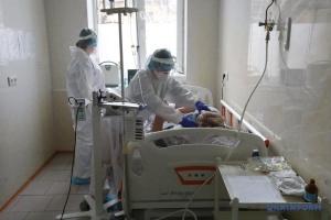 Na Ukrainie zarejestrowano 15415 nowych przypadków COVID-19