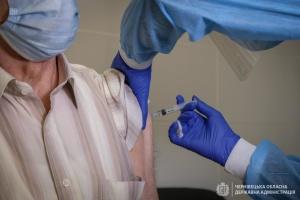 15 квітня розпочинається вакцинація українських олімпійців