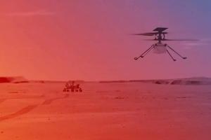 П'ятий зліт над Марсом: у NASA ускладнили завдання для гелікоптера