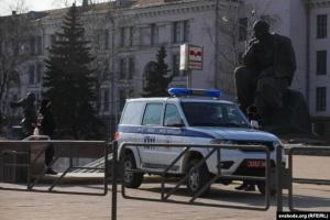 У Білорусі журналіста, який співпрацює з DW, арештували на 20 діб