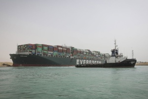 Єгипет затримав контейнеровоз Ever Given та чекає відшкодувань в $1 мільярд