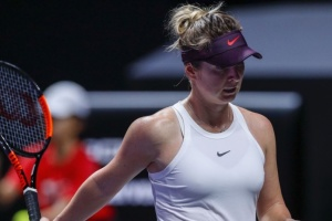 Svitolina remains fifth in WTA rating