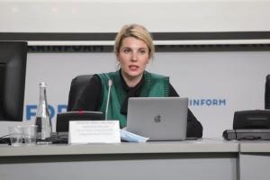 Цибульська назвала цинічними російські заяви про «Сребреницю» на Сході України