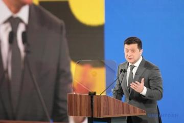 Zelensky: La exitosa reforma judicial acelerará la integración de Ucrania en la UE y la OTAN
