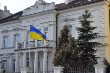Two Ukrainian diplomats recalled from Poland on suspicion of corruption