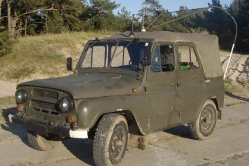 Ukrainian Defense Ministry issues RFP to develop new off-road vehicle