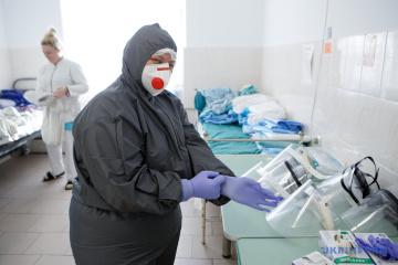 3月15日時点 ウクライナ国内新型コロナ新規確認数6792件