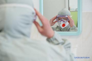 Kyiv reports 224 new coronavirus cases