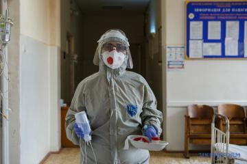 3月31日時点 ウクライナ国内新型コロナ新規確認数11226件