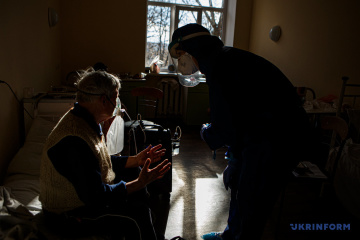 3月5日時点 ウクライナ国内新型コロナ新規確認数10155件