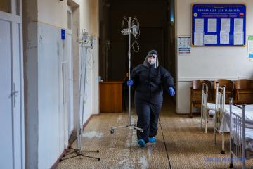 Ucrania notifica 5.336 nuevos casos de coronavirus