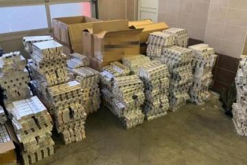 SBU: Diplomáticos ucranianos detenidos por contrabando de cigarrillos y 16 kilogramos de oro