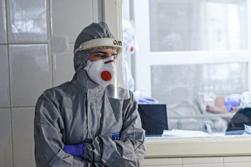 Ukraine reports 9,846 new COVID-19 cases
