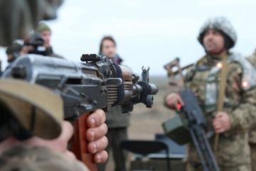 Ukraine's Armed Forces switching to training on MILES, LaserTag systems
