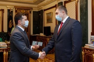 Zelensky appoints head of Kherson Regional State Administration
