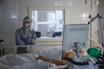 Ukraine meldet 9.144 neue Coronavirus-Fälle