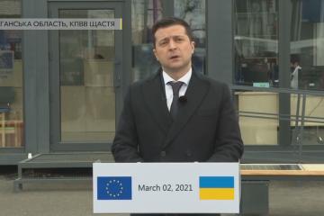 Zelensky grateful to European partners for assistance in judicial reform