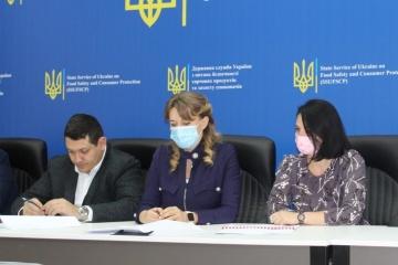 12 nouveaux marchés d'exportation de produits ukrainiens ouverts l'année dernière