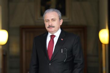 Mustafa Şentop: Türkei wird Krim-Plattform unterstützen