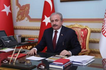 Visit of Turkish parliament's speaker to Ukraine postponed due to army helicopter crash