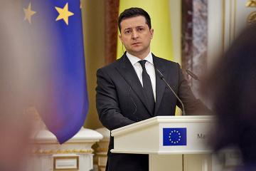 Zelensky insta a la UE a imponer sanciones por violaciones de derechos humanos en la Crimea ocupada