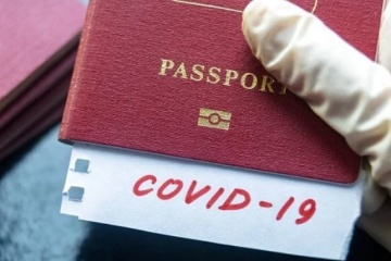 Four countries ready to allow entry for Ukrainians with COVID-19 passports on paper - Kuleba
