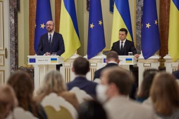 Selenskyj fordert EU auf, Sanktionen für Menschenrechtsverletzungen auf besetzter Krim zu verhängen