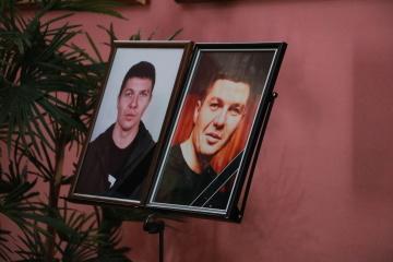 У Херсоні попрощалися з морпіхом, який загинув на Донбасі