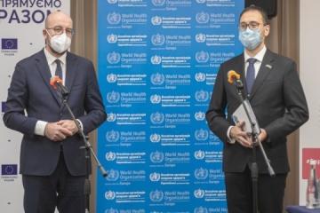 OMS en Ucrania: La vacunación contra la COVID-19 ayudará a controlar la pandemia
