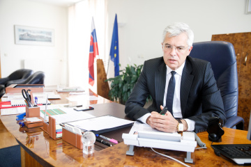 Slovak foreign minister outlines seven main areas of reform in Ukraine