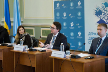 State policy on de-occupation of Crimea discussed at Foreign Ministry