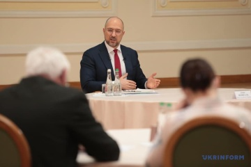 Shmygal proposes appointing new head of Kyiv City State Administration