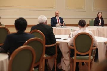 Shmyhal sees Ukraine's public debt of $90B as acceptable