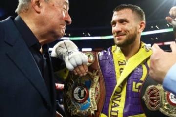 Boxen: Lomachenkos Promoter Arum am Kampf zwischen Ukrainer und Haney interessiert