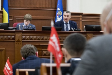 UAH 562B in taxes collected in Kyiv city last year – Klitschko