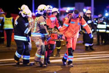 Accidente de autobús ucraniano en Polonia: Dos personas permanecen en estado grave