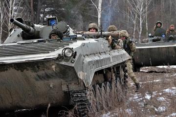 Donbass : neuf attaques en provenance des territoires occupés