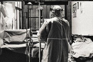 Corona: In Oblast Mykolajiw höchste Zahl der Todesfälle seit Beginn der Pandemie