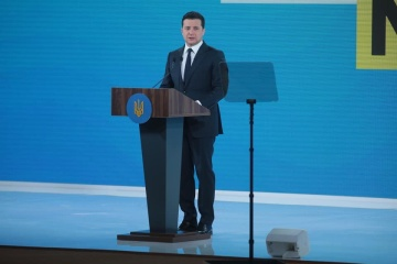 Zelensky: Se abrirá un Centro para la lucha contra la desinformación en Ucrania