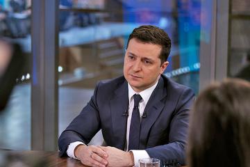 Selenskyj spricht sich für Treffen mit jedem Staatschef des Normandie-Formats separat  aus