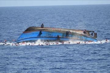В море вблизи Туниса погиб 41 мигрант