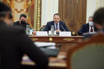 Jermak will Patriot-Flugabwehrraketen für die Ukraine