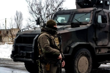 3月10日の露占領軍停戦違反8回、ウクライナ軍人1名死亡=統一部隊