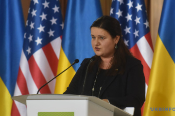 Ukraine to initiate new formats of cooperation with United States