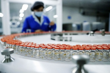 Casi 30.000 personas en Ucrania han recibido la primera dosis de la vacuna contra la COVID-19